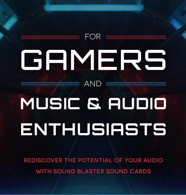 creative | united kingdom online store: Free Sound Blaster