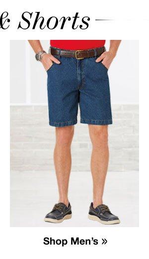 Shop Men's Short Sale!