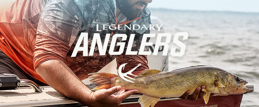 Legendary Anglers Collection