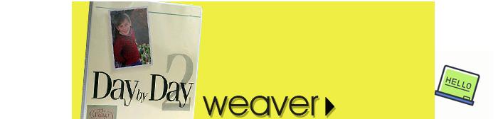 Weaver Unit Studies