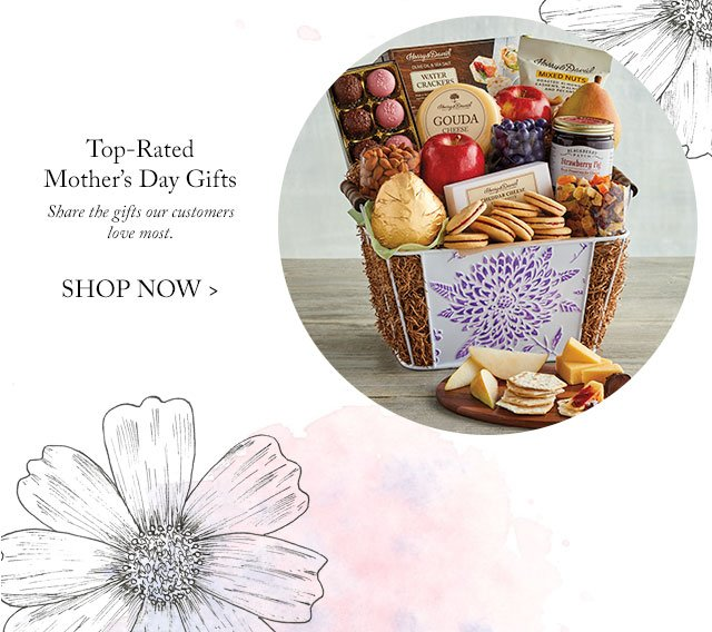 Top-Rated Mother's Day Gifts - Share the gifts our customers love most.