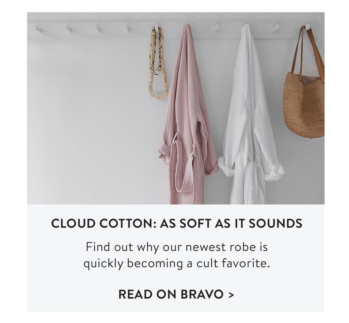 Brave Cloud Cotton Review