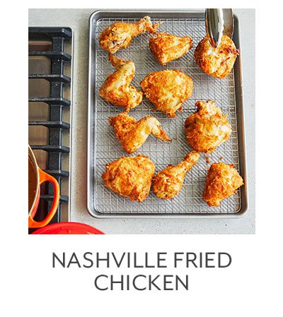 Nashville Fried Chicken