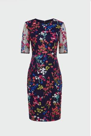 Teodora Embroidered Dress