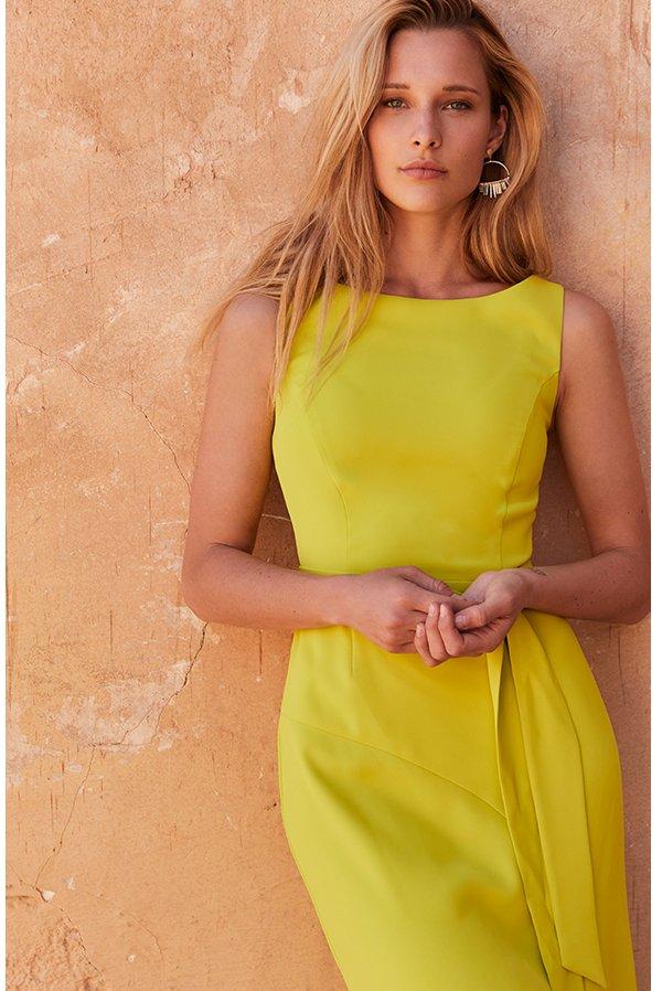 Tamara Asymmetric Dress