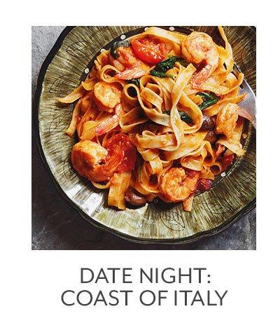 Date Night: Coast of Italy