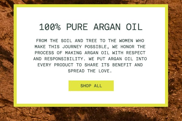 Shop All Argan Oil Products