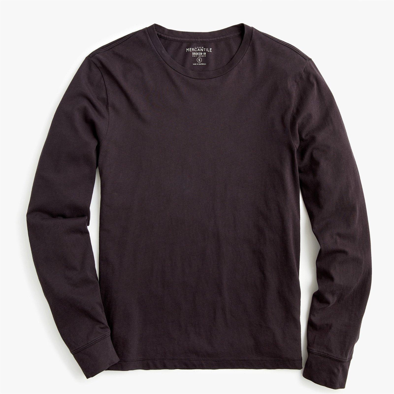 Classic Essential long-sleeve T-shirt