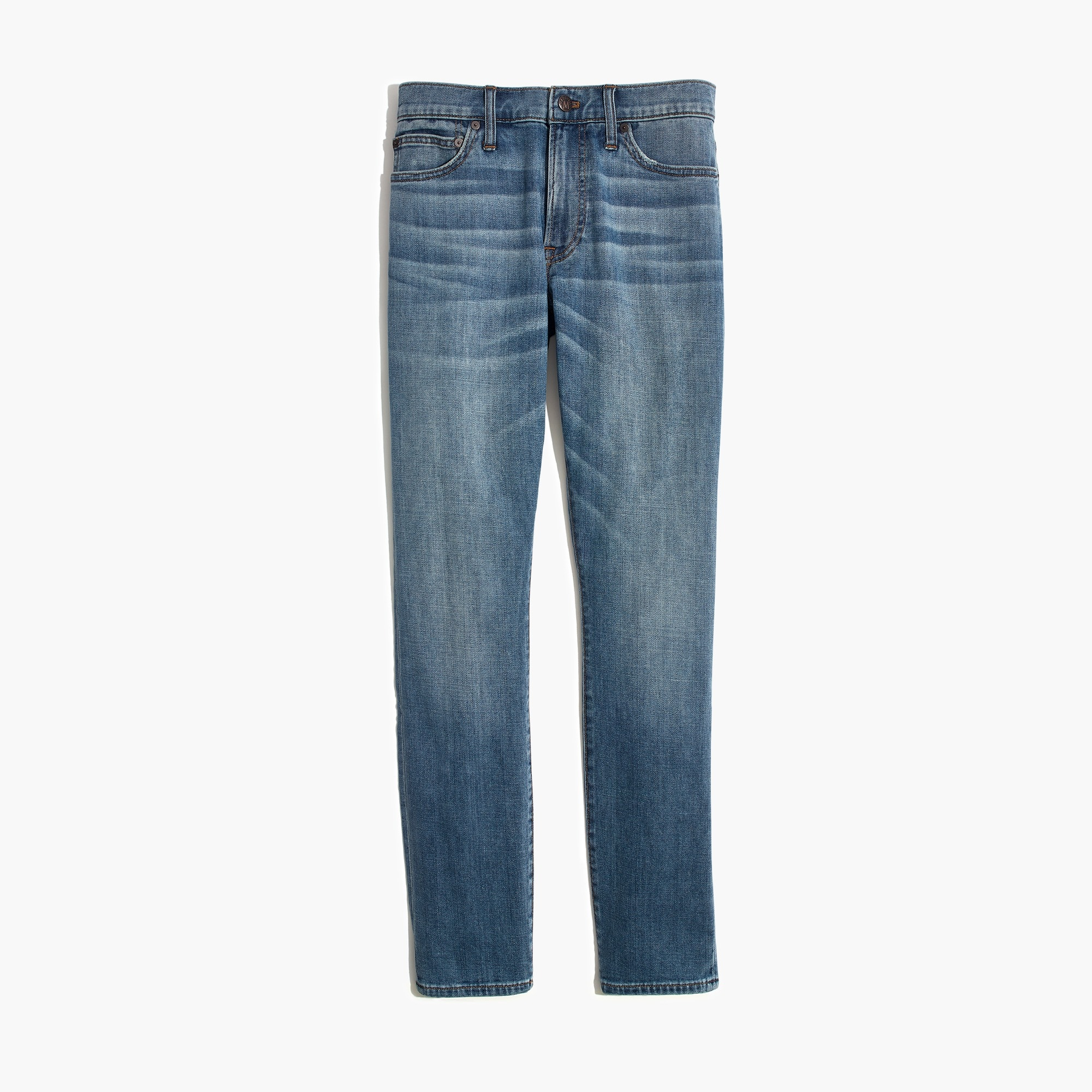 Madewell Skinny-fit jean in Stevens wash