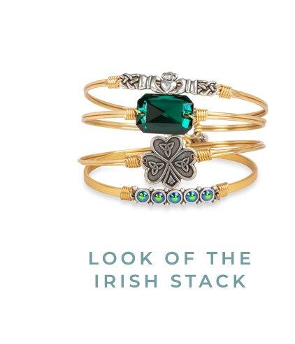 LOOK OF THE IRISH STACK
