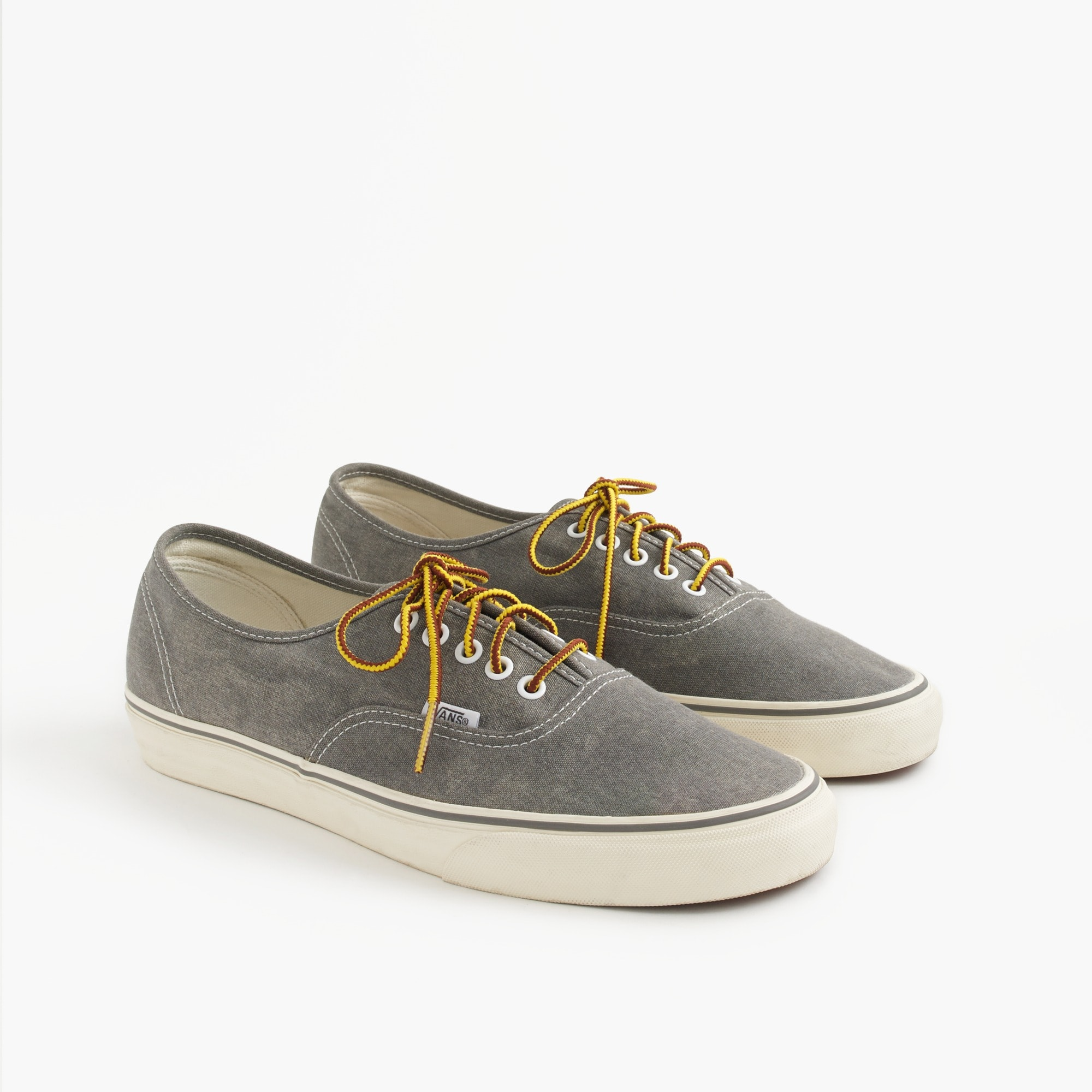 Vans® for J.Crew washed canvas authentic sneakers