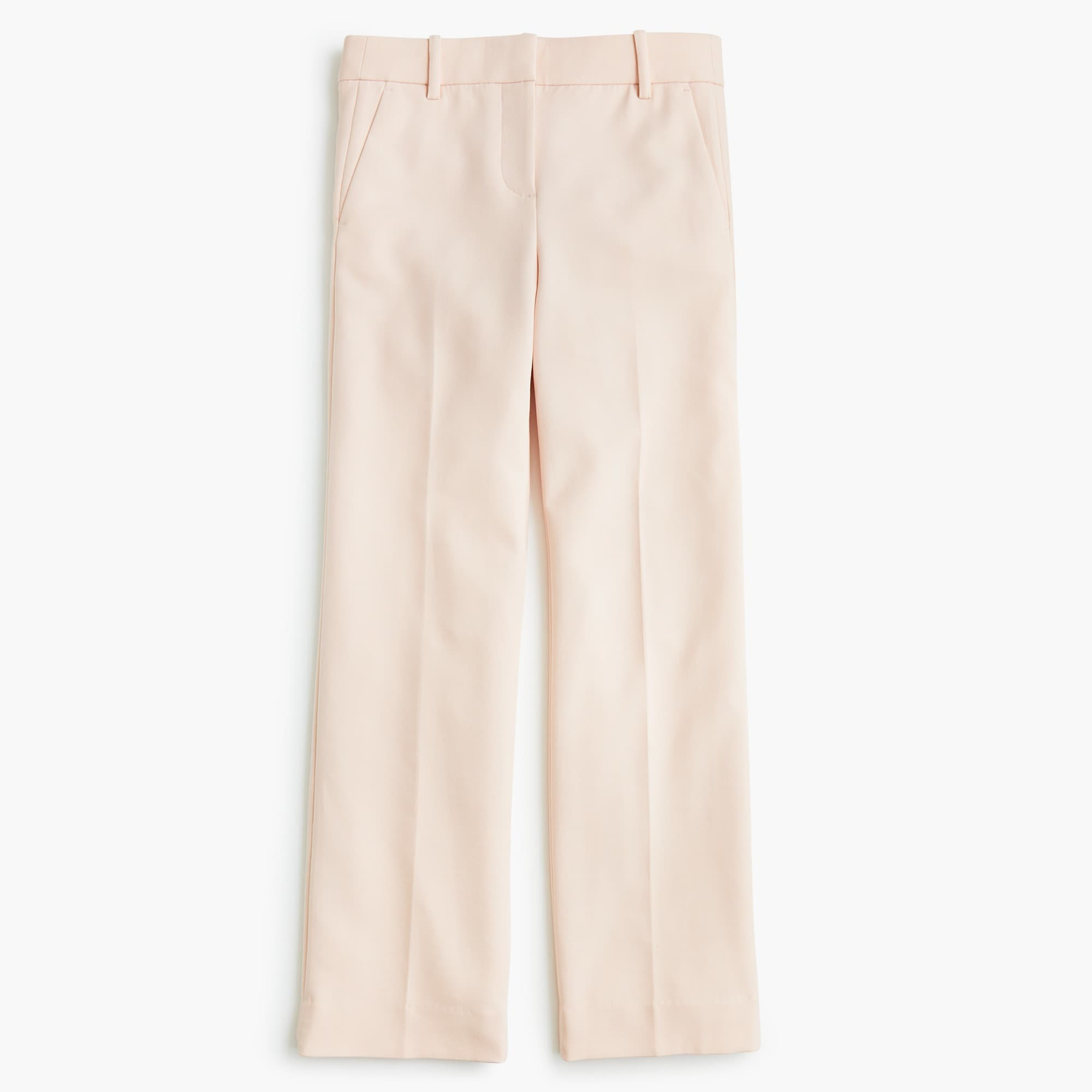 Classic High-rise Peyton wide-leg pant in four-season stretch