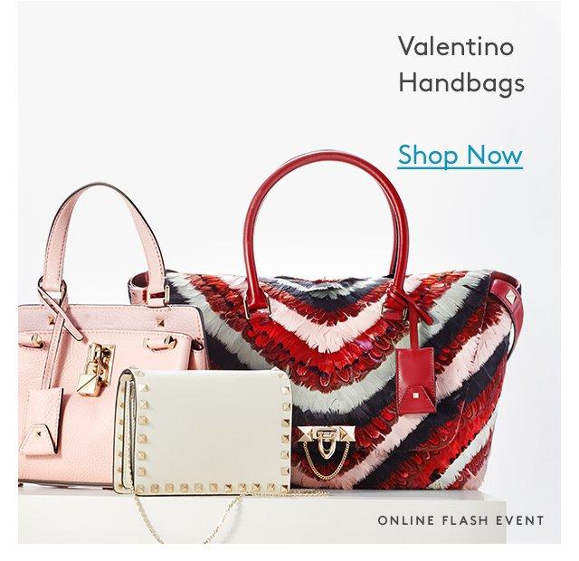 Valentino | Handbags | Shop Now | Online Flash Event