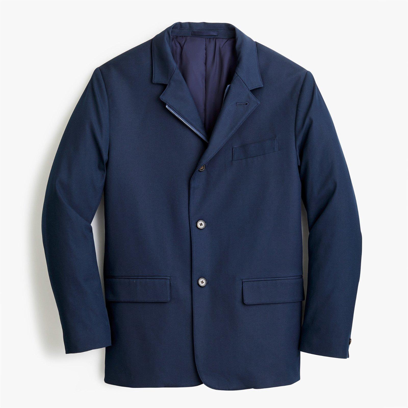Destination stretch performance Primaloft®-filled blazer