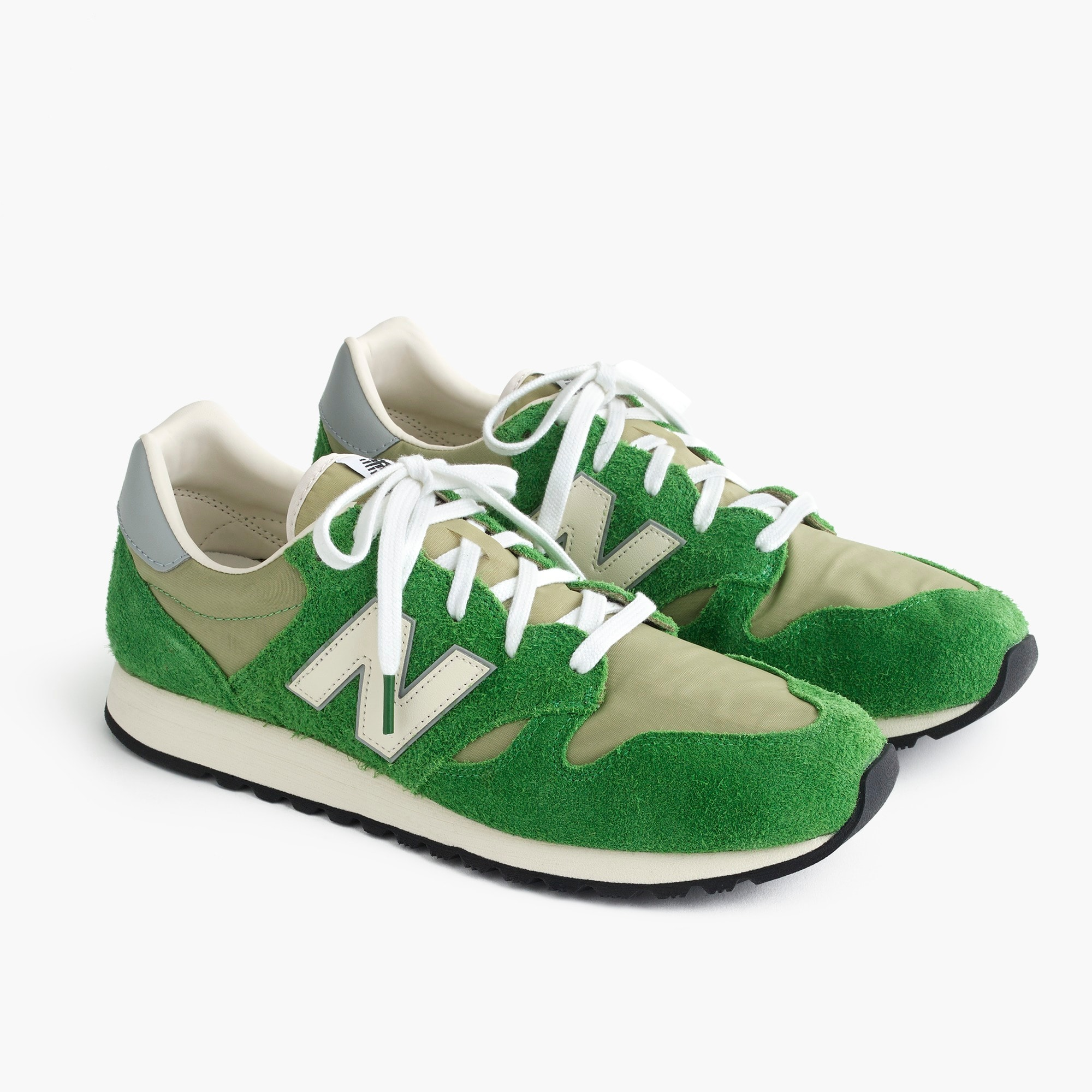 New Balance® for J.Crew 520 sneakers in hairy suede