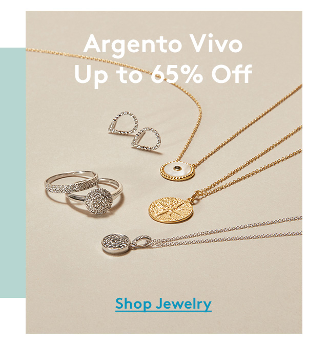 Argento Vivo | Up to 65% Off | Shop Jewelry
