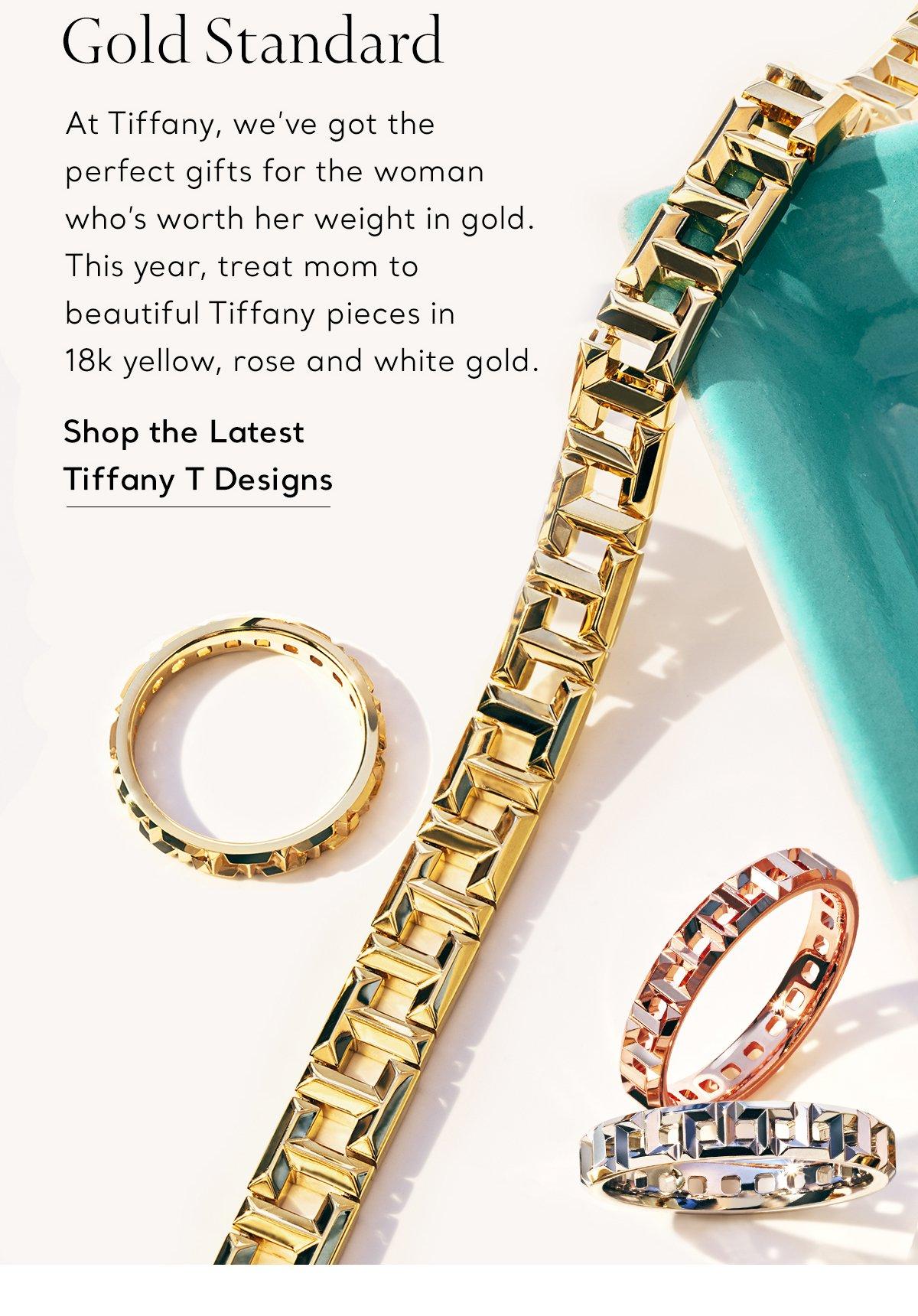Shop the Latest Tiffany T Designs
