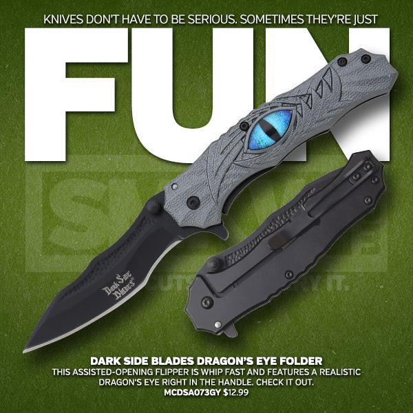 See our Fun Knives now!