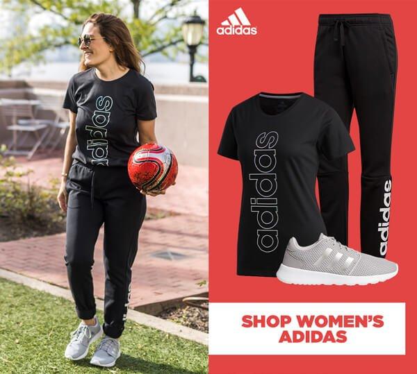 Shop adidas Athletic Wear Modells