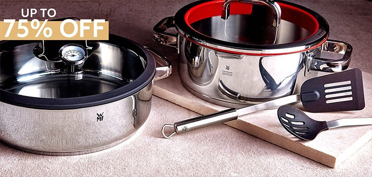 Pro-Grade Kitchen Finds With WMF
