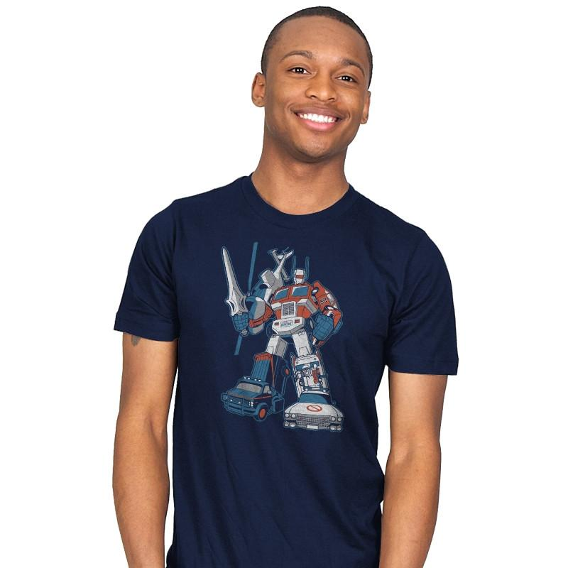 Image of 8Dtron Exclusive - Saturday Morning Tees - Mens
