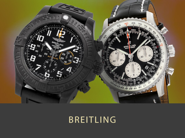 Shop Breitling Watches