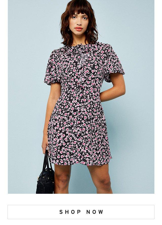 Topshop Loves: The Verona Tea Dress