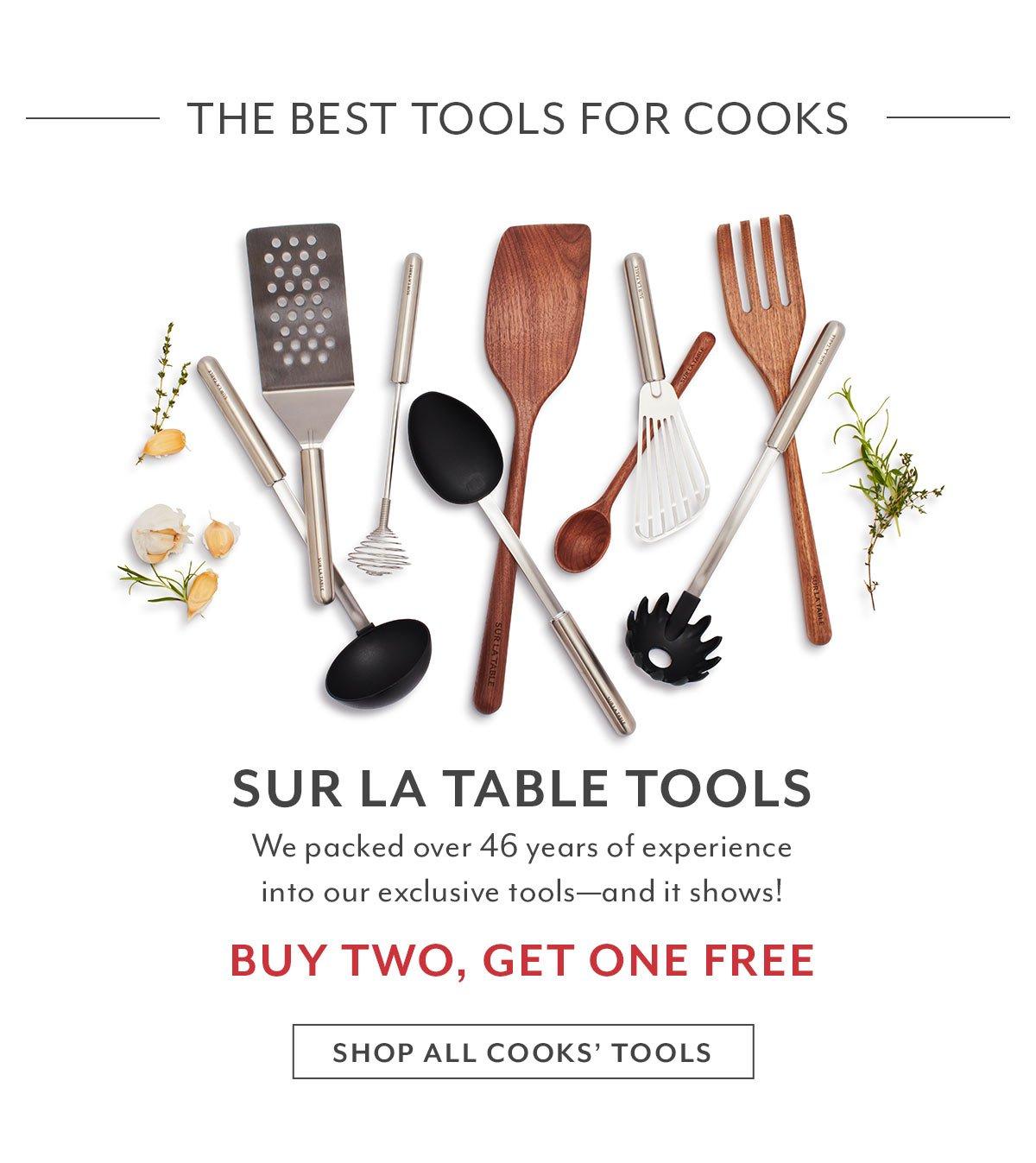 Sur La Table Tools