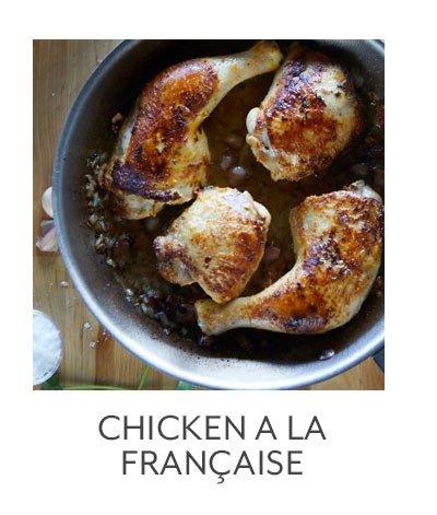 Class: Chicken a la Française