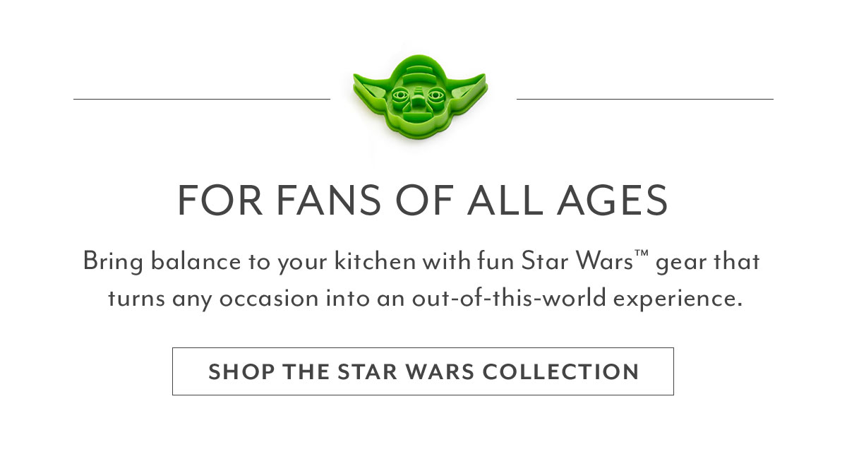 For Fans of All Ages