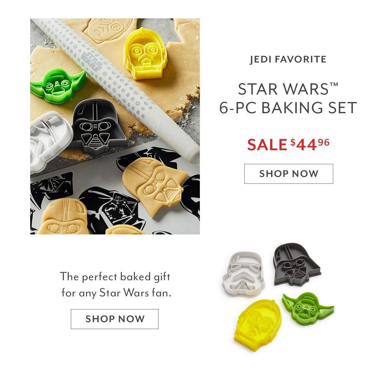 Star Wars™ 6-PC Baking Set