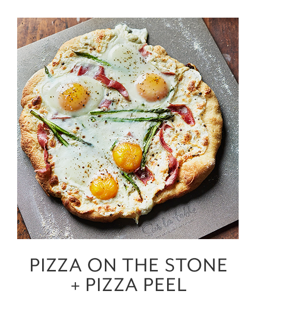 Class: Pizza on the Stone + Pizza Peel