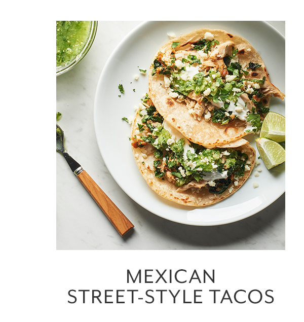 Class: Mexican Street-Style Tacos