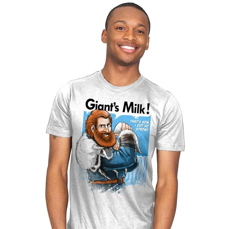 Giant's Milk! - Mens