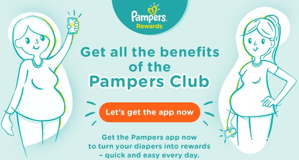 Pampers: -make the most of your Pampers Club membership | Milled