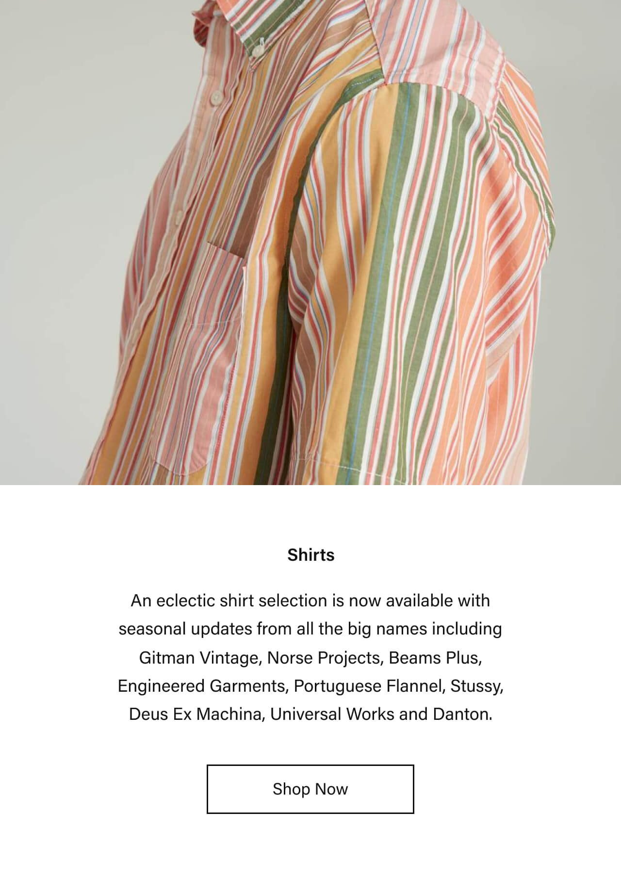The Hip Store: Shirts: Cotton, Rayon, Cord, Mesh   Milled