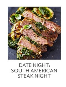 Class: Date Night • South American Steak Night