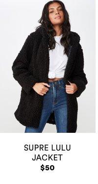 Supre Lulu Jacket $37.50.