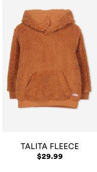 Talita Fleece $29.99.