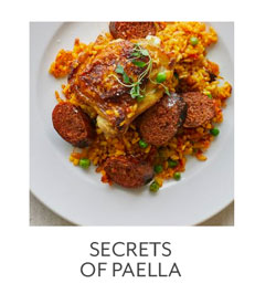 Class: Secrets of Paella