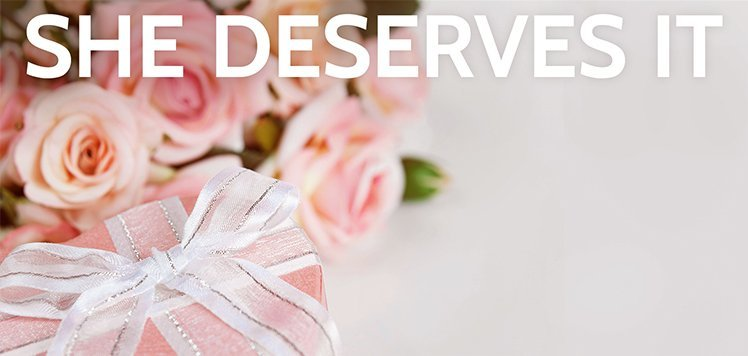 Surprise Mom With Jewelry, Flowers, Beauty Steals & More