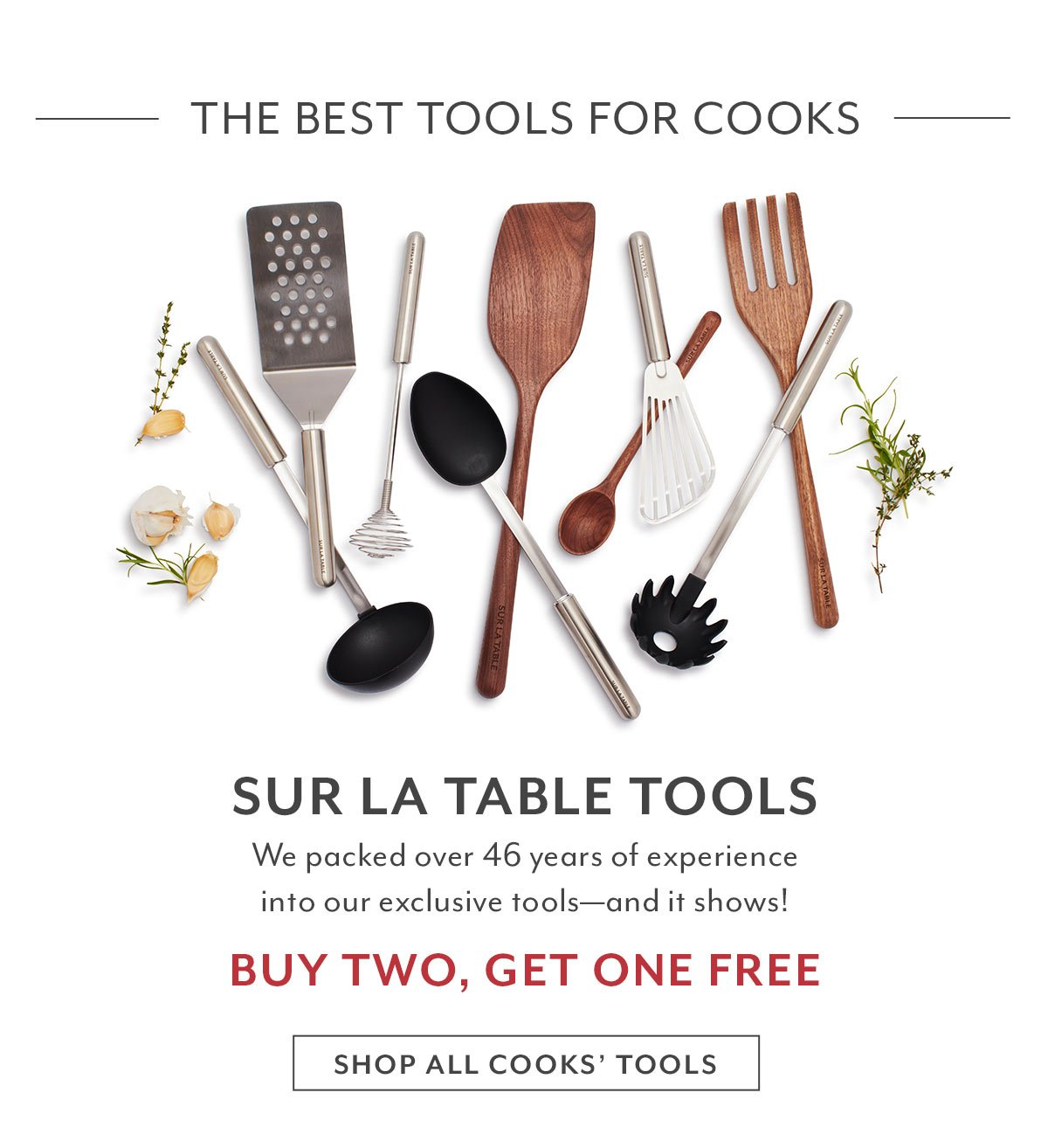 Sur La Table Tools