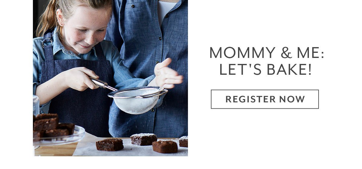 Mommy & Me: Lets Bake
