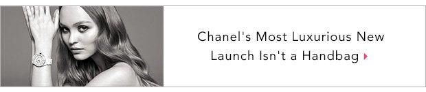 Chanel's Most Luxurious New Launch Isn't a Handbag
