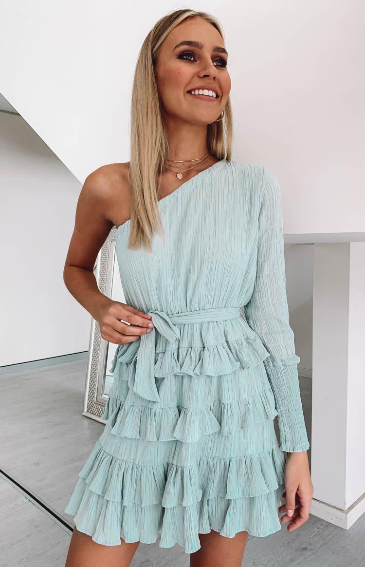 Natasha Dress Sage