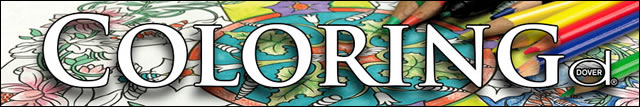 Dover Coloring Newsletter