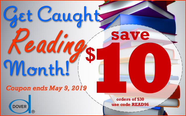 Get Caught Reading & Save $10