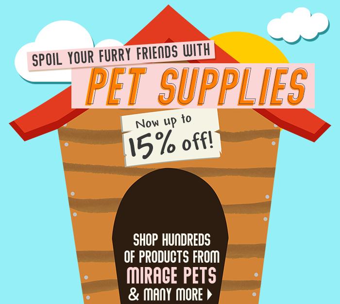 Pet Supplies Sale