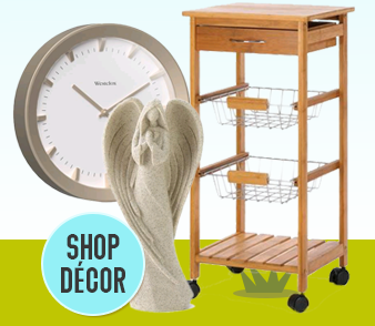 Home Décor - up to 50% off