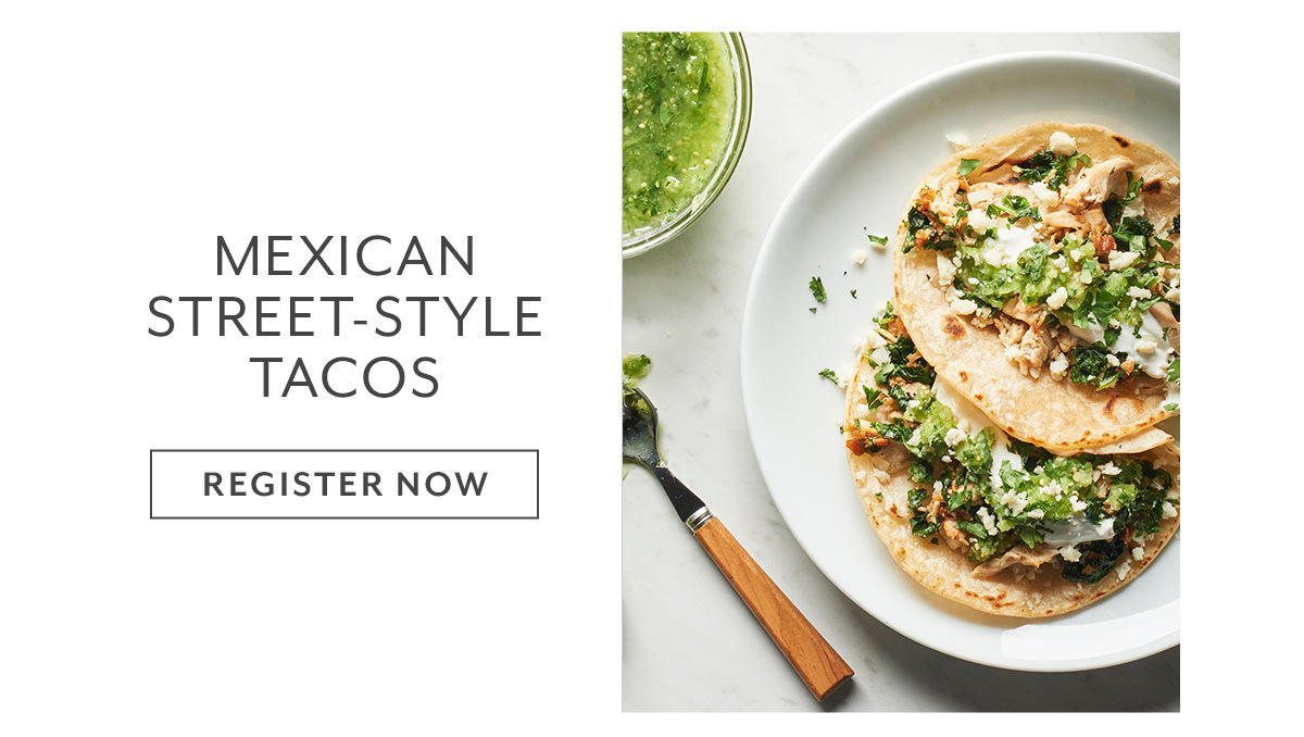 Mexican Style-Street Tacos